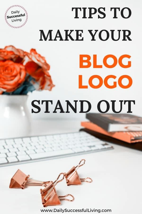 creating a blog logo