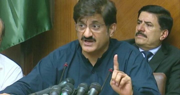 کیپٹن صفدرکی گرفتاری، حکومت سندھ کا تحقیقاتی کمیٹی بنانے کا اعلان