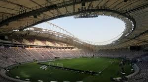 قطر میں تیسرا فٹ بال اسٹیڈیم تیار ہوگیا