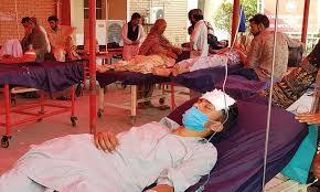 کراچی میں ڈینگی وائرس کے پھیلاو میں تیزی سے اضافہ
