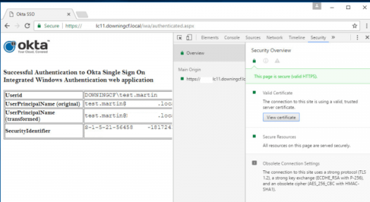Configure Okta SSO with Active Directory and Office 365