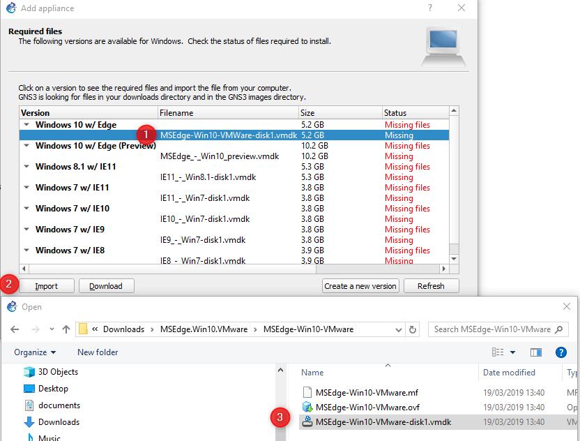 Gns3 Windows Appliance Download