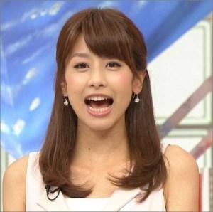 加藤綾子 出身大学