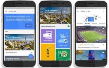 Google Trips- New application from Google - Trendy Techz