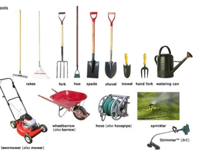 Types And Uses Of Farm Tools