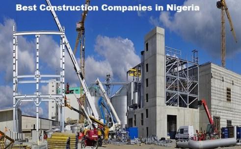 Best Construction Companies in Nigeria