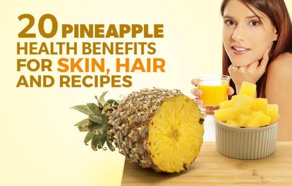 Best Health Benefits Of Pineapple & Risks