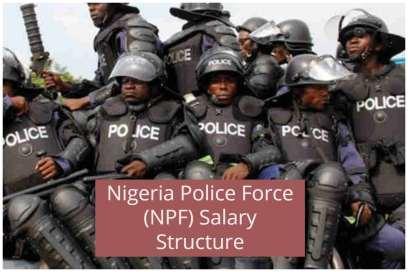Nigeria Police Salary