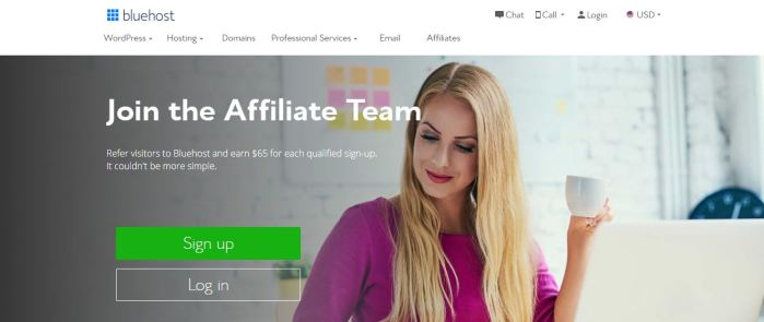How To Earn In Bluehost Affiliate Program