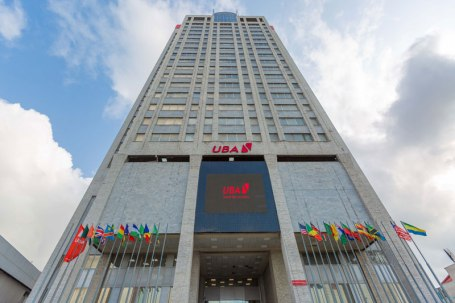 One of the Nigerian banks with branches in the United States is the United Bank for Africa.