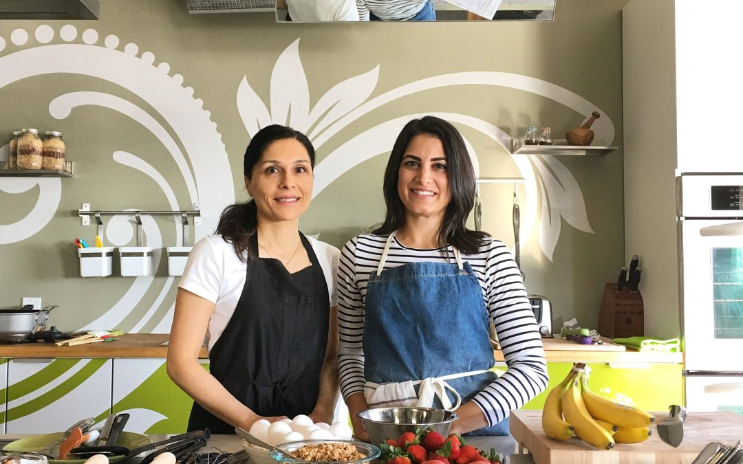 Launch: The Happy Kitchen