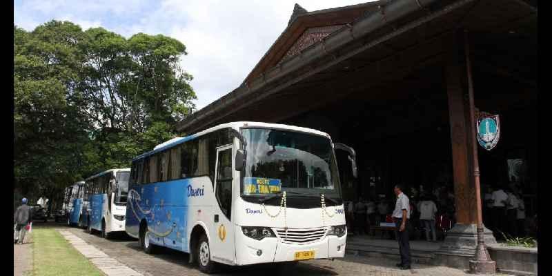 Jadwal Damri Bandara adiSoemaramo
