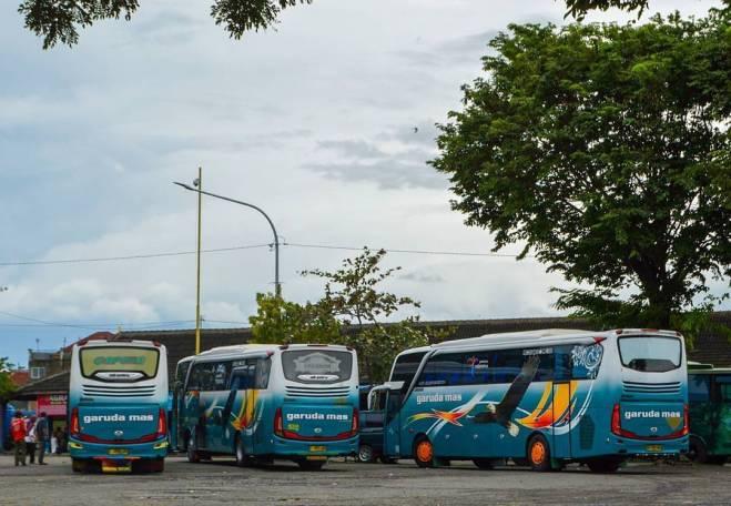 Harga Tiket bus Garuda mas