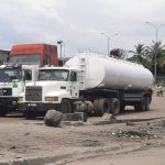 BREAKING: Fear of Petroleum Tanker Explosion Halts NPA's Eto Call-up At Tin Can Port