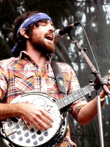 Strummin' · North Carolina-based The Avett Brothers, including Scott (above) and Seth (left) Avett, play a unique blend of folk and punk. - Photo courtesy of The Avett Brothers
