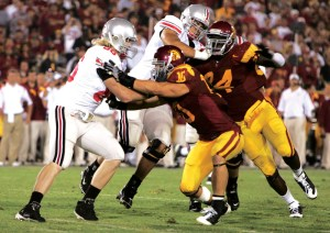 Main event · The Trojans must travel to Columbus, Ohio, to face the Buckeyes in one of their most highly touted games this season. Fans trying to buy tickets now, however, will be have to pay large sums. - Leah Thompson | Daily Trojan