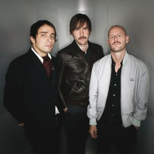 Young folks · Swedish melodic pop band Peter Bjorn and John promise big surprises for Saturday's show as it falls on the trio's actual 10th birthday. Its latest release, Living Thing, came out earlier this year. - Photo courtesy of Press Here Publicity