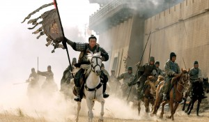 Battle cry · John Woo's Red Cliff, which is set in 208 CE, has become the highest grossing film in mainland China since it opened in 2008. - Photo courtesy of Magnolia Pictures