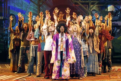 Broadway Stage Brings Hippies To Life With Hair Daily Trojan