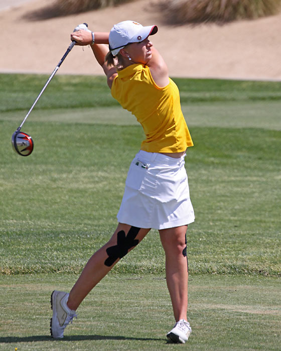 AIG Womens Open: Sophia Popov wins first major with