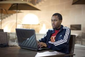 Cyber School · The online graduate program will provide busy students, some of whom work full-time, to complete their work from home. — File Photo | Daily Trojan