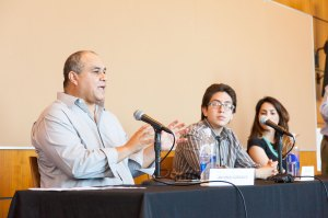 Changing voices · President of Southwest Voter Registration Education Project Antonio Gonzalez says perspectives shape politics. - Ralf Cheung | Daily Trojan