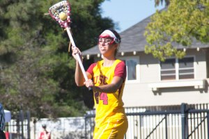 Now or never · Freshman Katie Austin (above) and the Women of Troy can only advance to the MPSF tournament, and later the NCAA tournament, if they can defeat the San Diego State Aztecs on Saturday.  - Ralf Cheung   Daily Trojan
