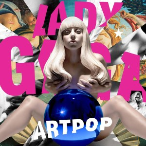 Pop, not art · Lady Gaga's new album, while catchy, feels lyrically redundant and fails to break any new ground on the artist's persona. - Photo courtesy of Interscope Records