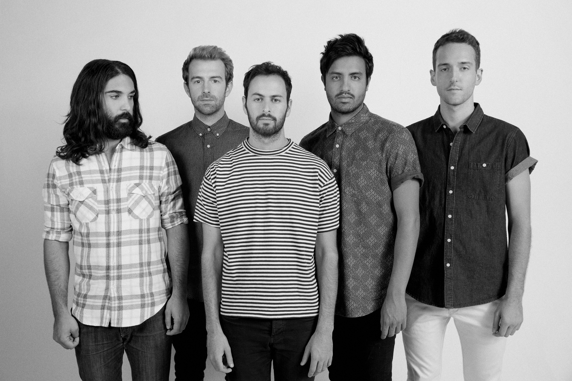 Young The Giant Releases New Album  Daily Trojan