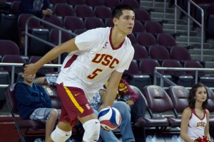 Makeup sets · Junior setter Micah Christenson started twice last week against the University of Hawai'i after missing USC's previous two matches due to injury. The Honololu native recorded 81 assists in the two victories. - Tucker McWhirter | Daily Trojan