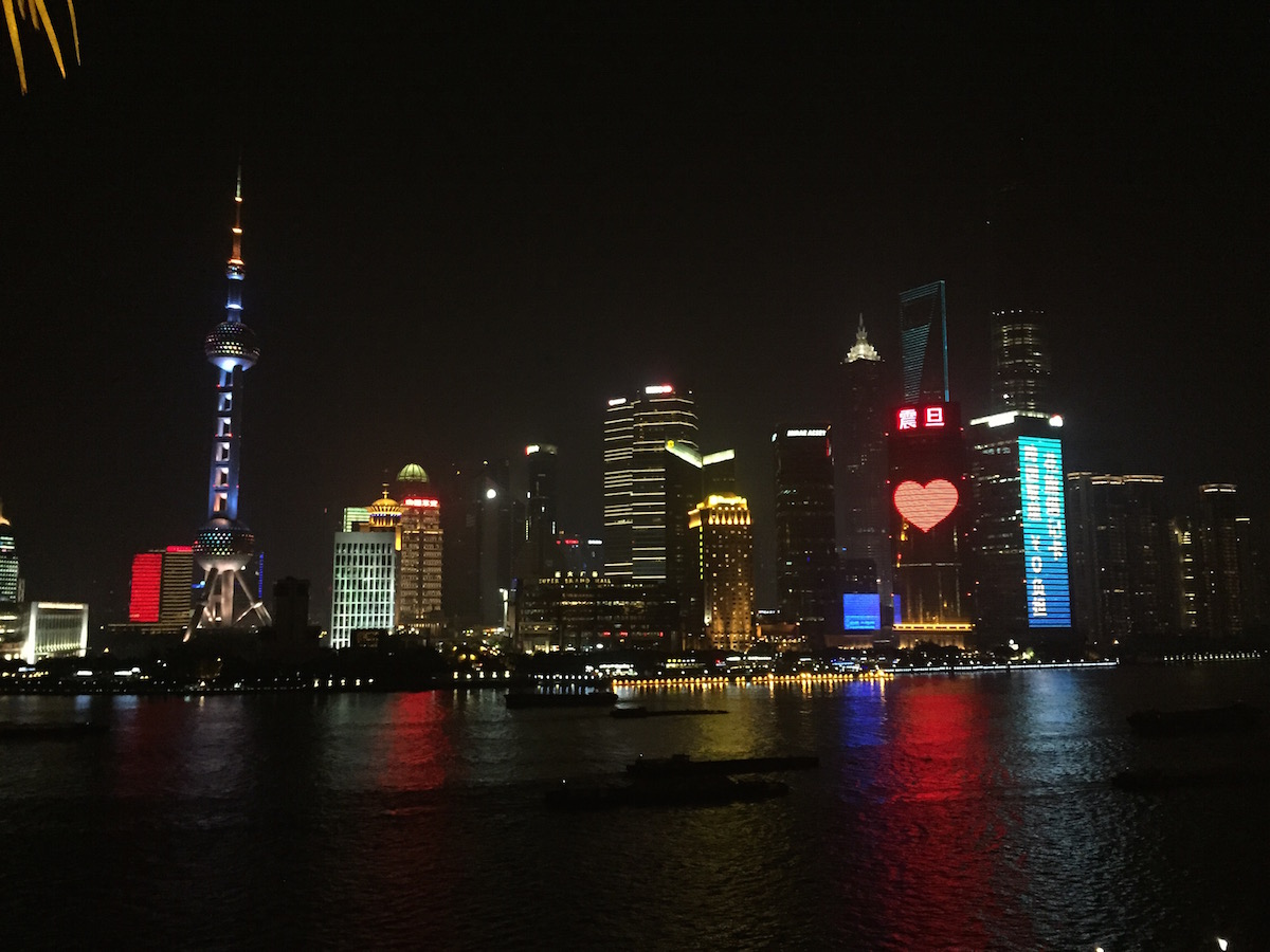 Blogger Jasmine Zahedi is learning Chinese in Shanghai this semester. Jasmine Zahedi | Daily Trojan