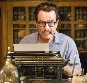 The Blacklist · Actor Bryan Cranston plays Dalton Trumbo, a successful screenwriter during Hollywood's Golden Age. The film depicts Trumbo's ban from working in the movie industry and his fight to get his work on the screen. In turn, Trumbo chose to ghost write movies such as Roman Holiday. - Photo courtesy of Bleeker Street Media