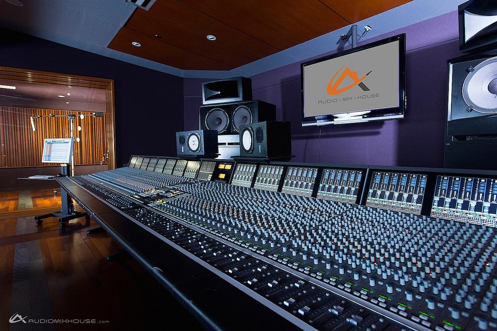 Photo courtesy of Audio Mix House, Flickr