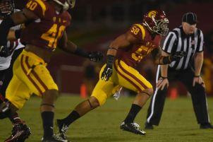 Osa Masina, who is involved in multiple sexual assault investigations, has been removed from USC, attorney to his attorney - Photo courtesy USC Sports Information