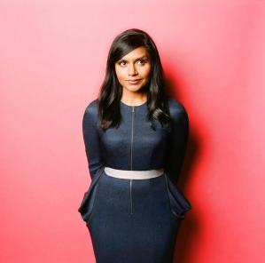 Photo from Mindy Kaling Wonder women · Mindy Kaling was the only woman and person of color when she worked as a writer for the NBC comedy series The Office, according to an interview with Sonia Kharkar. Kharkar worked as a showrunner's assistant on The Mindy Project after graduating from the School of Cinematic Arts.