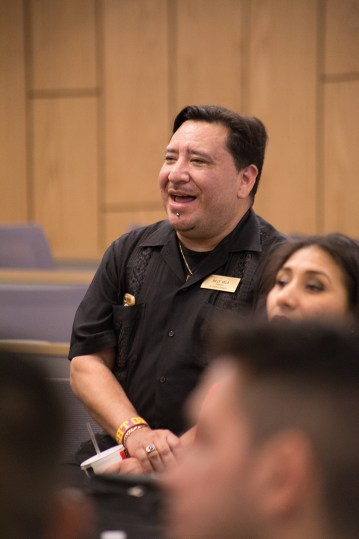 "Trevor Sochocki | Daily Trojan Online organizer · Billy Vela, director of El Centro Chicano, is one of the authors of a letter that asks USC administrators to declare the University a ""sanctuary campus"" for undocumented students, staff and their families."