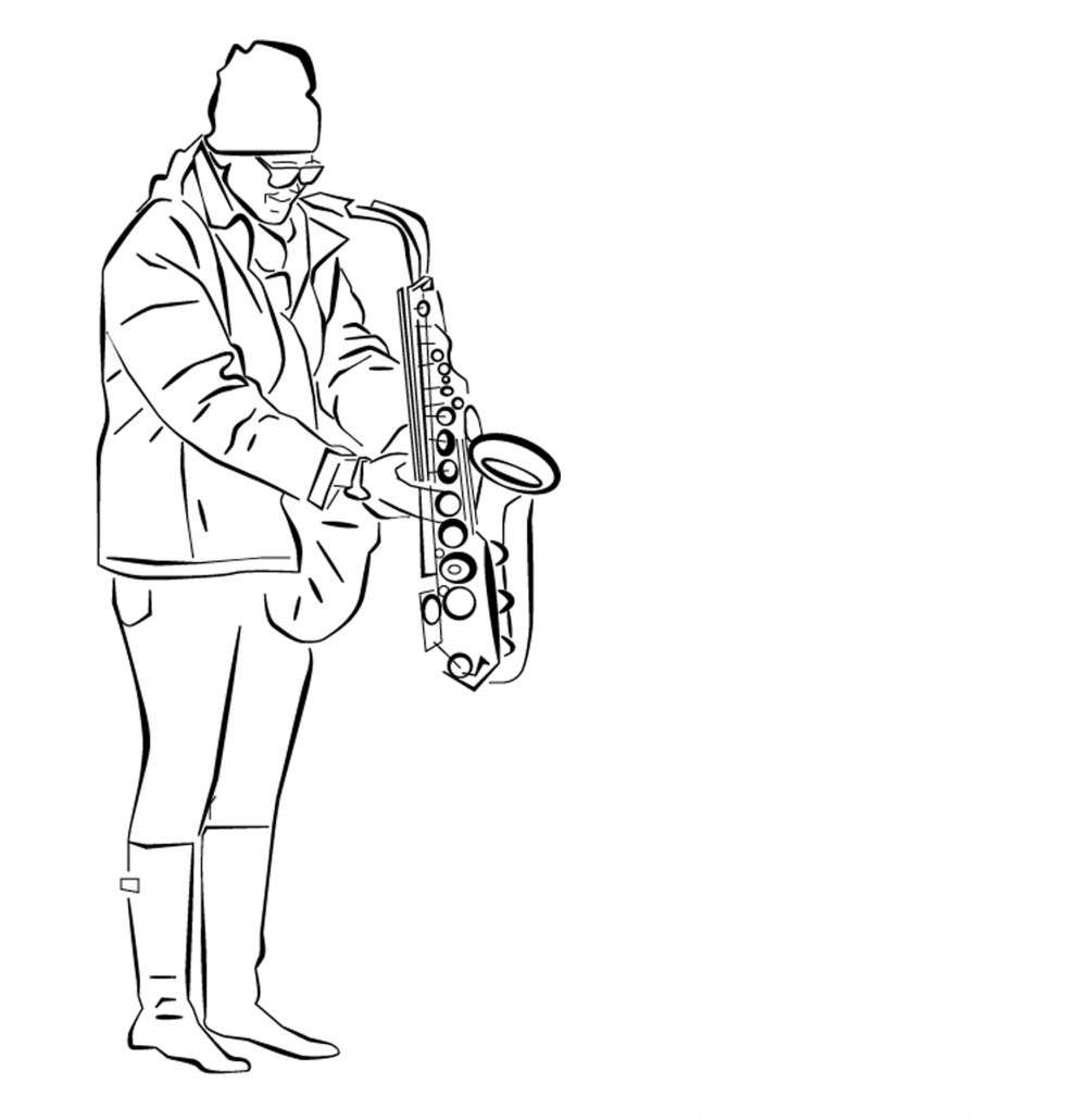 COLUMN: A graduating saxophonist discusses versatility and