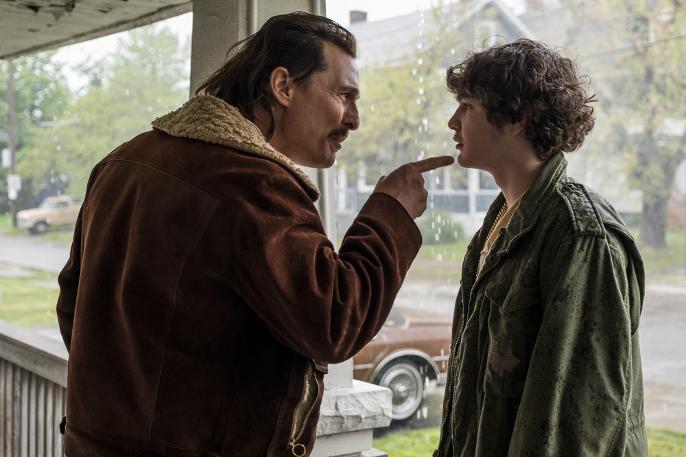 "REVIEW: ""White Boy Rick"" has a fascinating subject, executes ..."