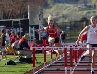 Track and Field: Three Utes Set School Records at UW Invitational