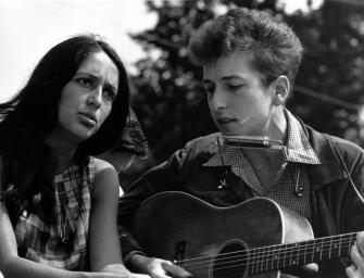 Art From the Attic: Joan Baez, the Ultimate Activist