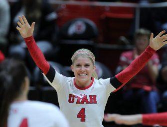 Volleyball: Utes Sweep Oregon Schools