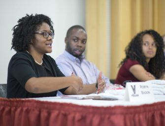 STEM U Teams Up With The V(i)llage to Encourage Black Students to Enter STEM Fields