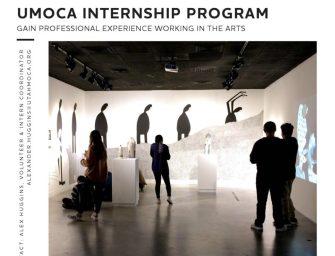 UMOCA Providing Opportunities for Interns to Grow