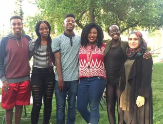 """We Are Here"": Black Identity and the Black Student Union"