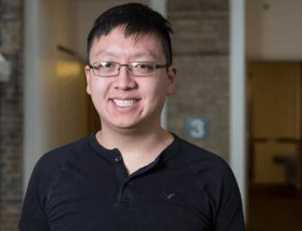 U's Second Churchill Scholarship Awarded to Mathematician