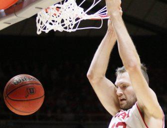 Basketball: Utah Utes vs. Washington Huskies Gallery