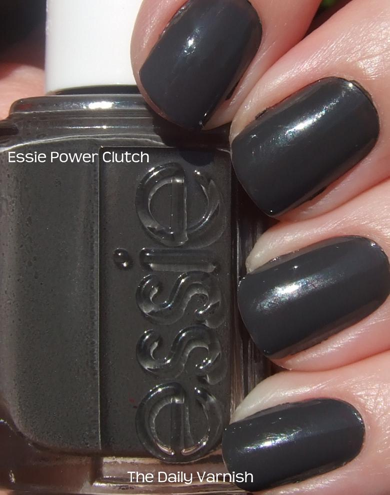 essie power clutch the