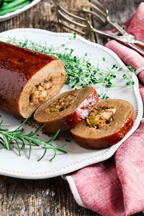 Vegan Thanksgiving Main Dish 1