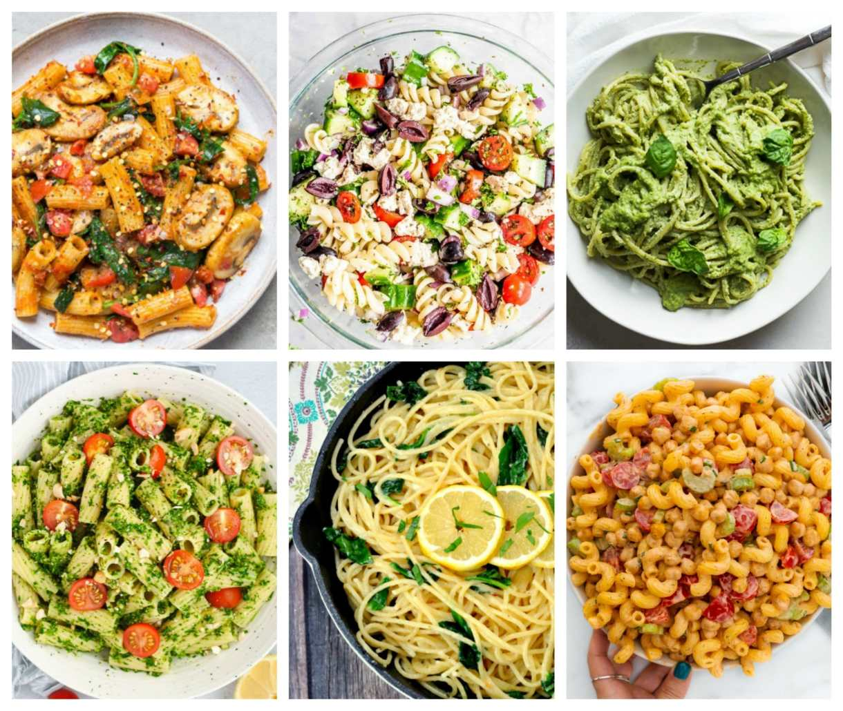 25 Tempting Vegan Pastas We Can't Live Without! 1
