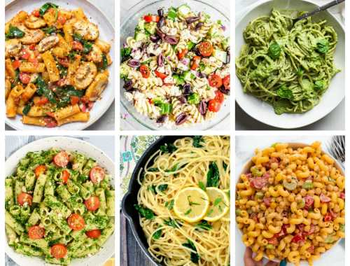 25 Tempting Vegan Pastas We Can't Live Without! 2